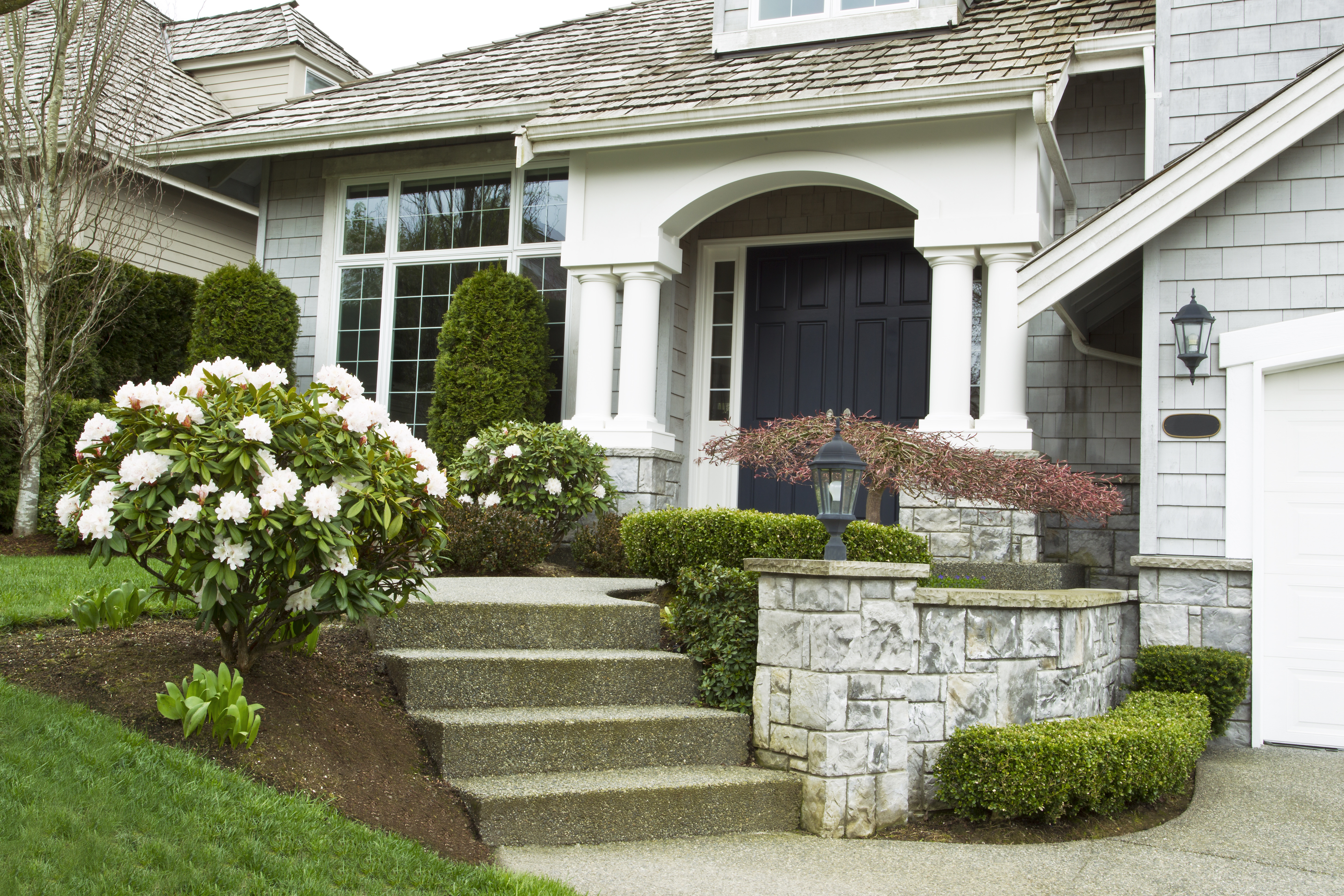 Tips to improve your home 39 s curb appeal gainesville va for Fenetre yainville